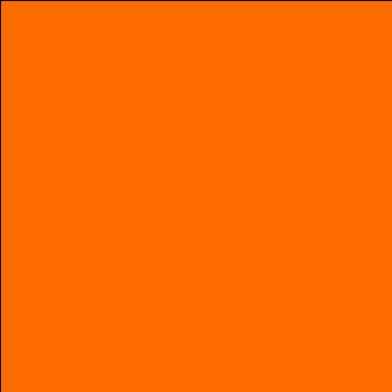 círculo naranja